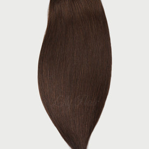 #2 Dark Chocolate Color Micro Ring Extensions