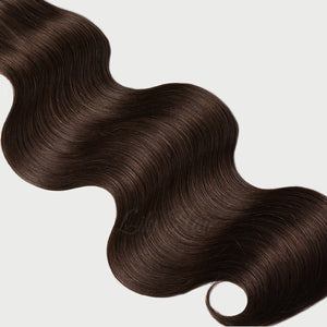 #2 Dark Chocolate Color Tape In Extensions