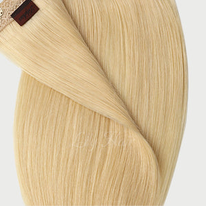 #613 Lightest Blonde Color Tape In Extensions