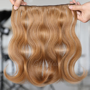 #8/12 Highlights Color Micro Ring Extensions