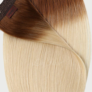 #8/613 Ombre Color Tape In Extensions