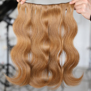 #8 Toffee Color Clip-in Extensions-11pc.