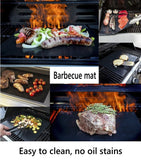 Reusable BBQ Grill Mat Barbecue Non-stick