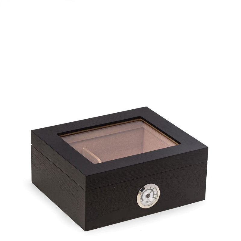 Expresso Wood Humidor with Spanish Cedar Lining