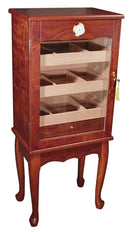 The Belmont (Bronze Mahogany) End Table Humidor (6128569254038)