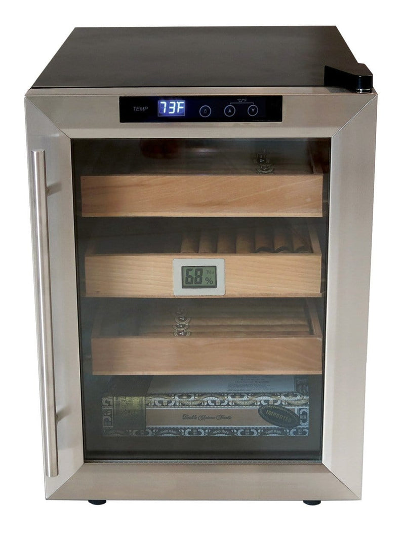 The Clevelander Electric Cooler Cabinet Humidor (6149901746326)