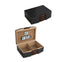 The Carlton (Black) Desktop Humidor (6146975957142)