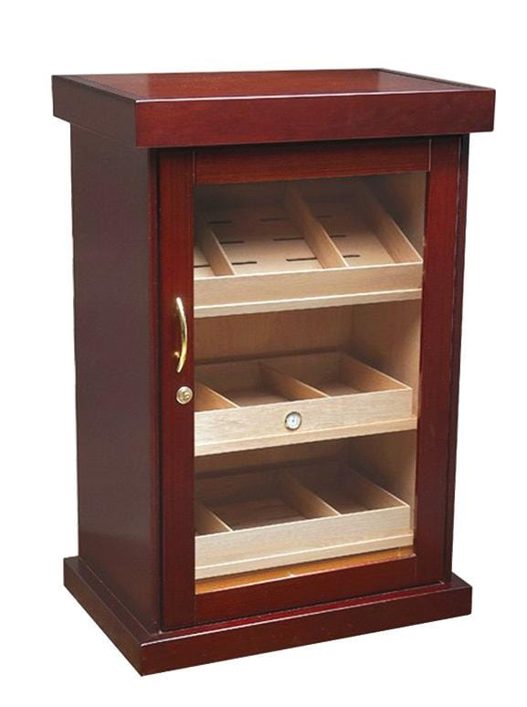 The Spartacus (Cherry) Cabinet Humidor (6128665395350)