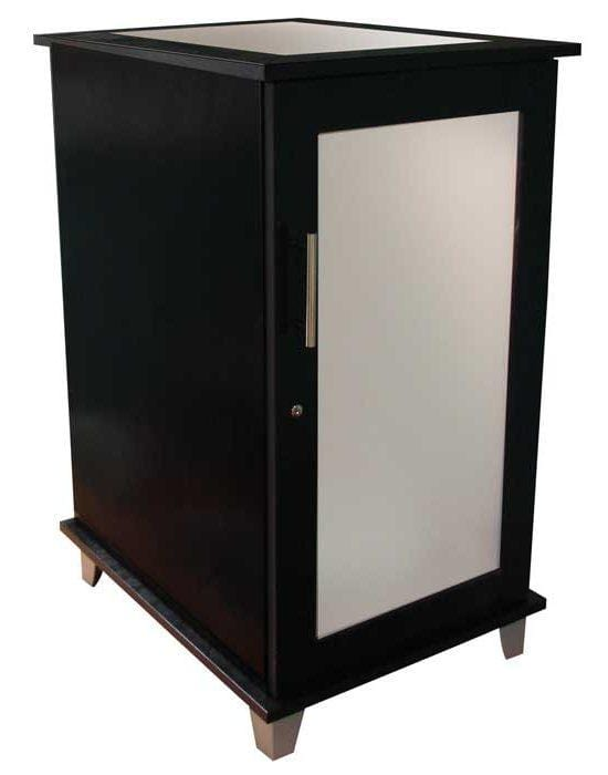 Sentinel 1500 – Contemporary Humidor End Table