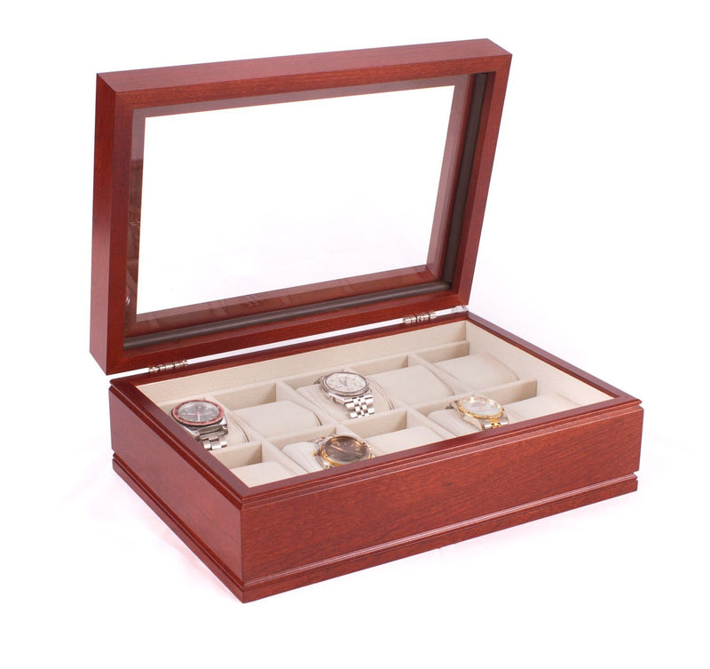COMMANDER - 10 Watch Chest