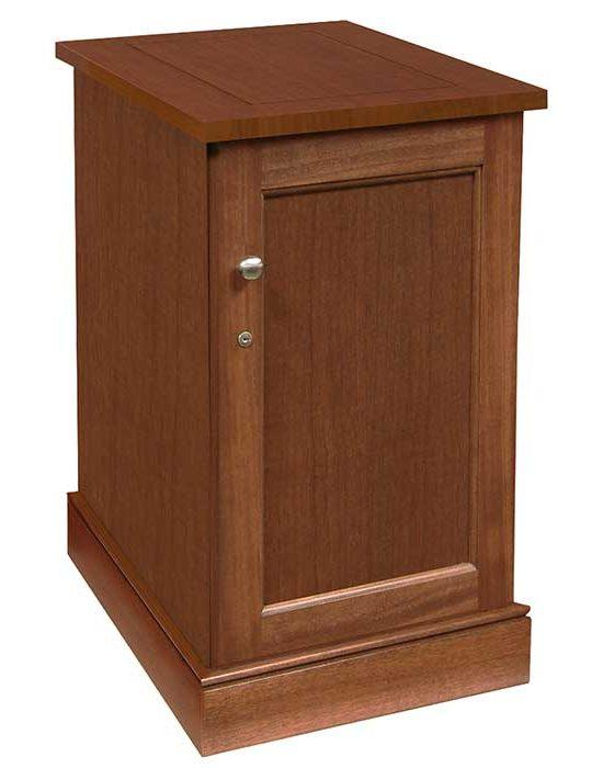 Sentinel 1500 – Traditional Humidor End Table