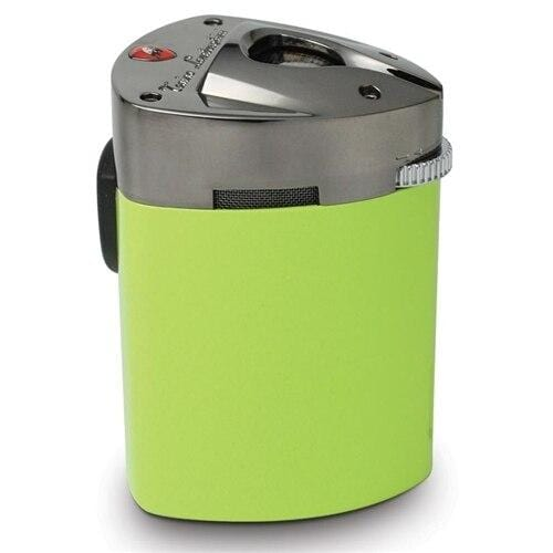 Mugello Triple Torch Table Lighter (Black, Yellow or Green)