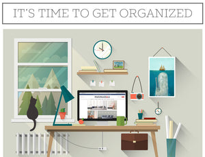 Staying Organized in 2016