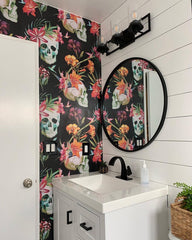 4 Ways Floral Wallpaper Brings Life into Your Home