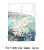 Fresh Start Duvet Cover