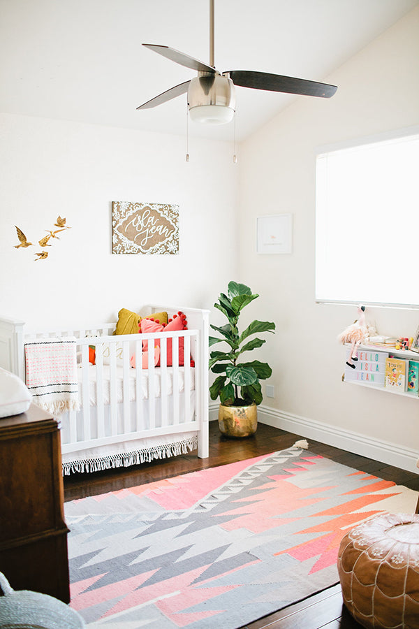 5 Must-Have Elements for Recreating the Perfect Southwestern Inspired Nursery via @wallsneedlove