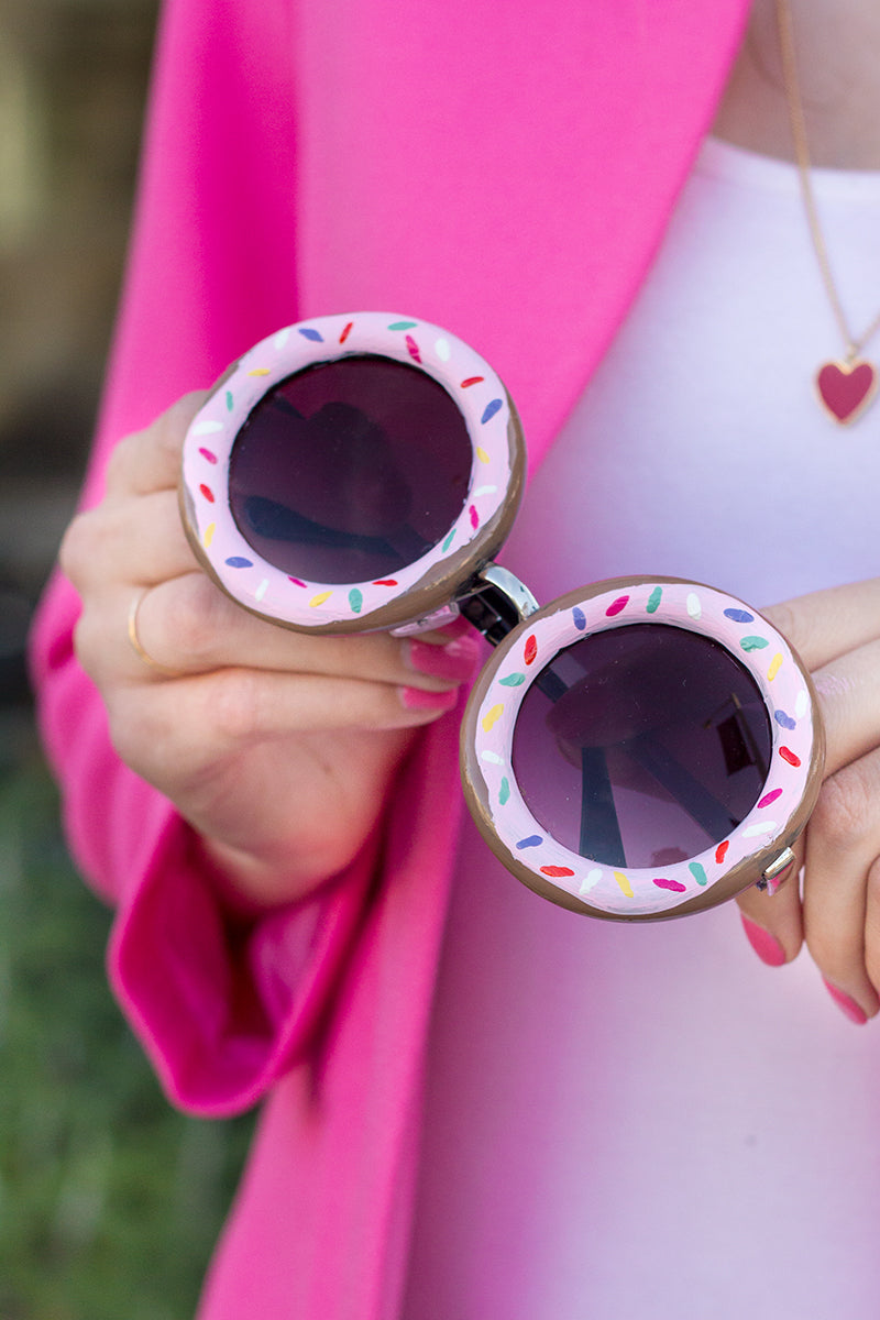 DIY Donut Sunnies | 7 Donut-Inspred Products You Need In Your Life