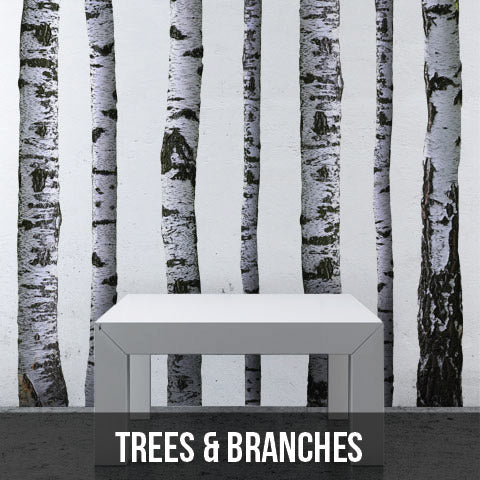 Wall Decals - Trees & Branches Collection