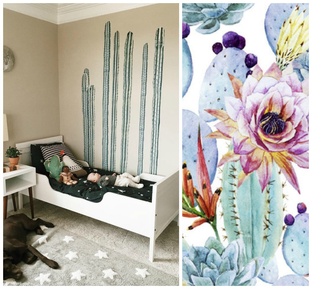 5 Must-Have Elements for Recreating the Perfect Southwestern Inspired Nursery @wallsneedlove
