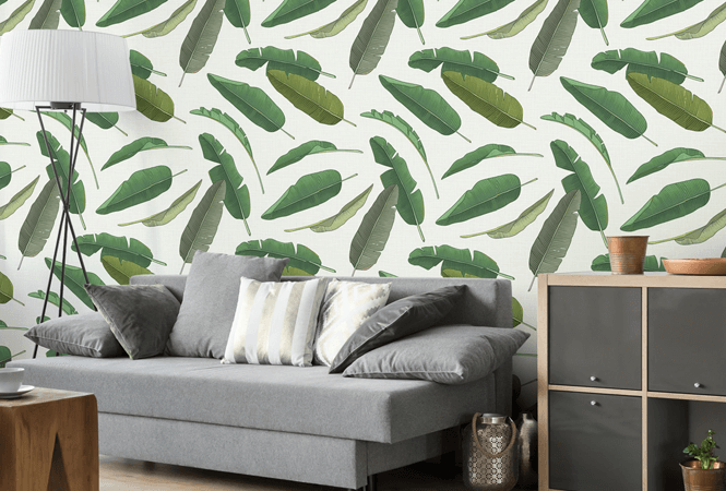 Tropical Removable Wallpapers