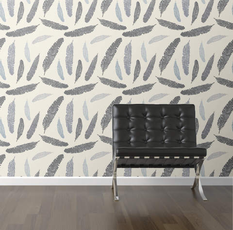 Grey Goose Removable Wallpaper