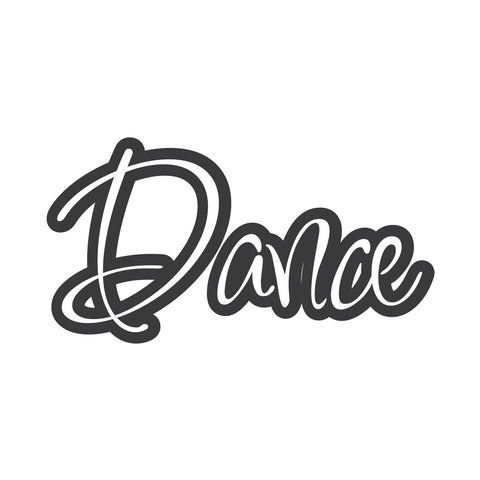 wall quotes wall decals - Dance