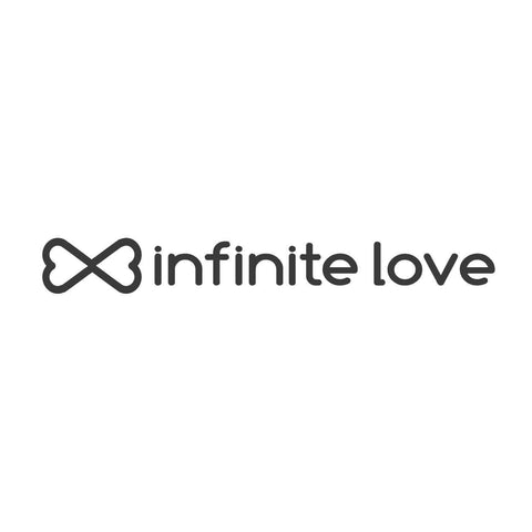 wall quotes wall decals - Infinite Love
