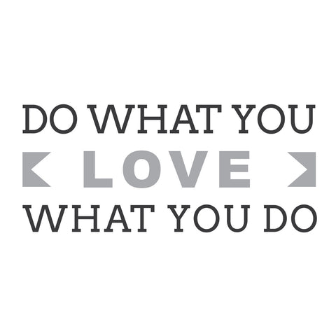 wall quotes wall decals - Do What You Love | lifestyle