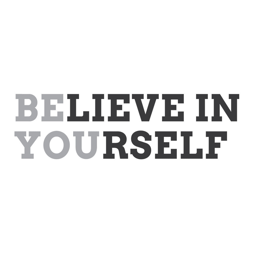 Wall Quotes Wall Decals Believe In Yourself Be You