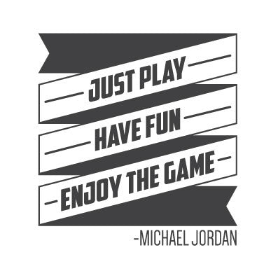 wall quote - Michael Jordan | lifestyle