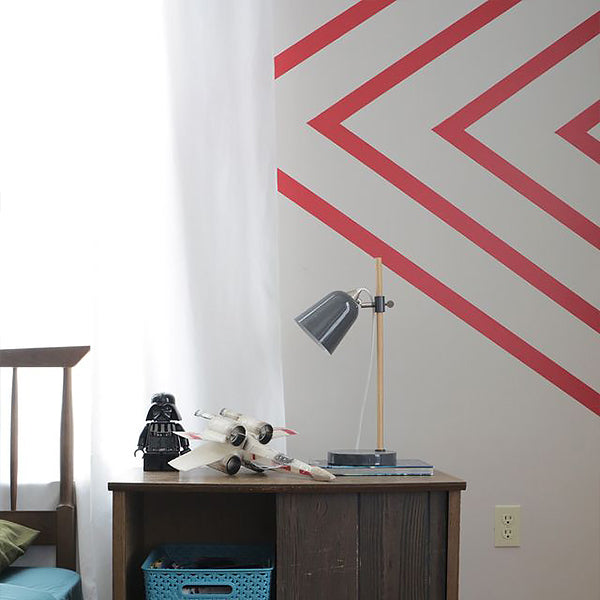 Easy Stripe Peel and Stick Wall Decals & Easy Stripe Peel is Rolls of Peel and Stick Stripe Wall Decals ...