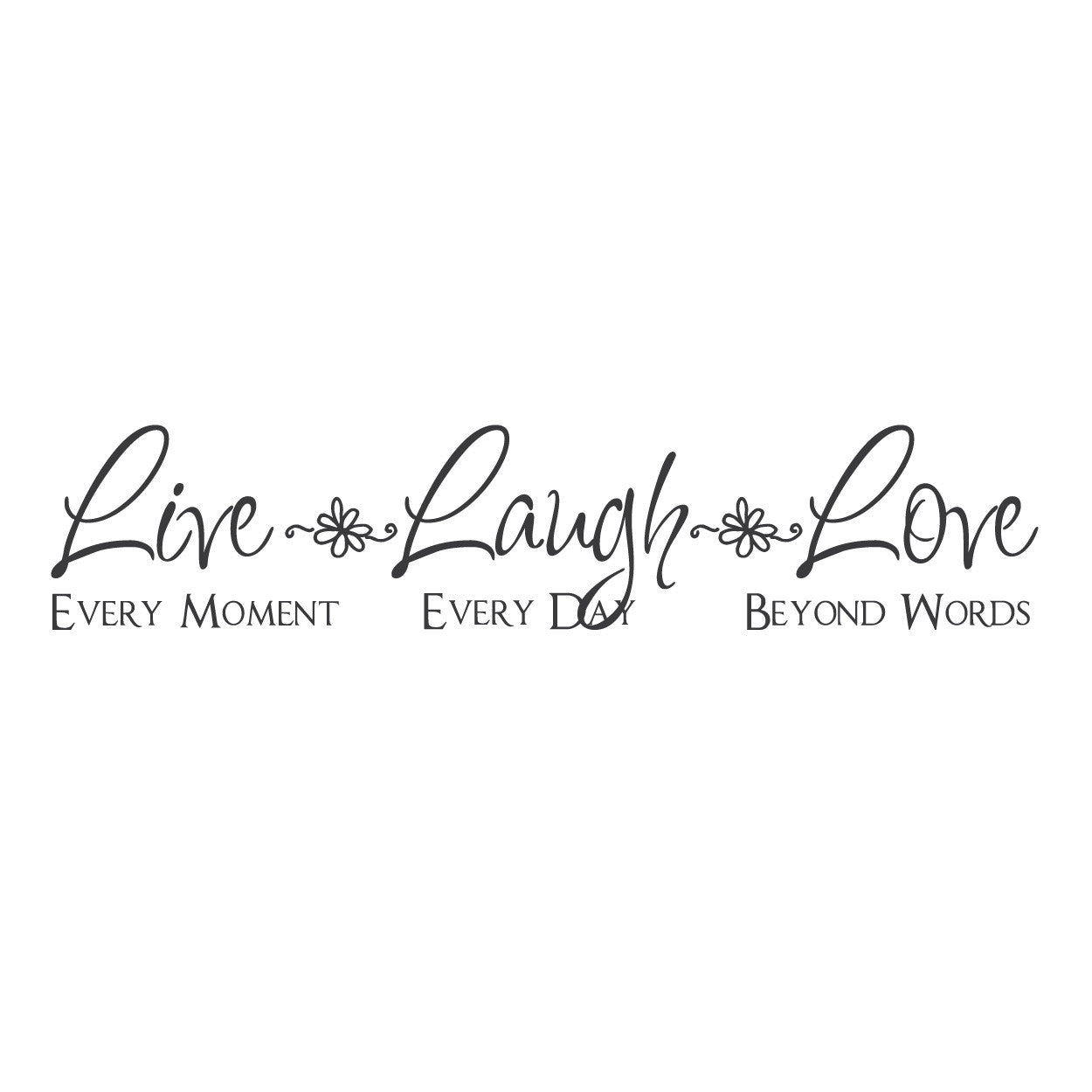 wall quotes wall decals - \