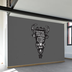 Regulators Wall Mural