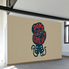 Don't Call it a Comeback Wall Mural