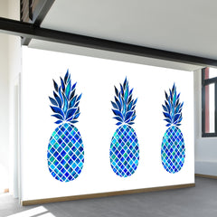 Maritime Pineapple Wall Mural