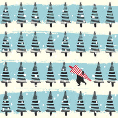 Tree Snatcher Removable Wallpaper