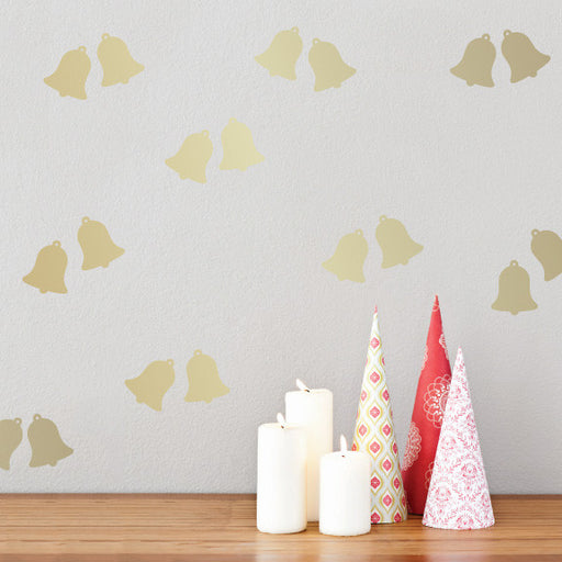 Holiday Bells Mini-Pack Wall Decals