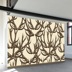 Deer Disorder Wall Mural