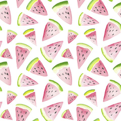 Watercolor Watermelon Removable Wallpaper