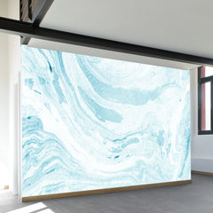 Water Marble Wall Mural