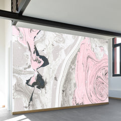 Rose Marble Wall Mural
