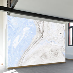 Grey Marble Wall Mural