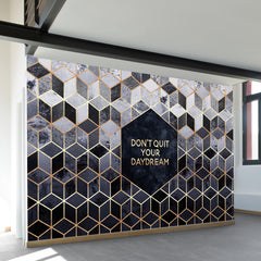 Don't Quit Your Daydream Wall Mural