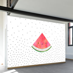 Pretty Watermelon Wall Mural