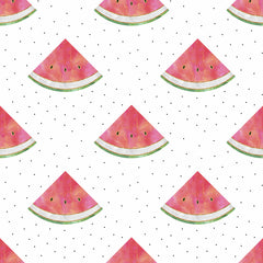 Pretty Watermelon Removable Wallpaper