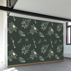 Wings Wall Mural