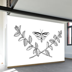 Horehound Wall Mural