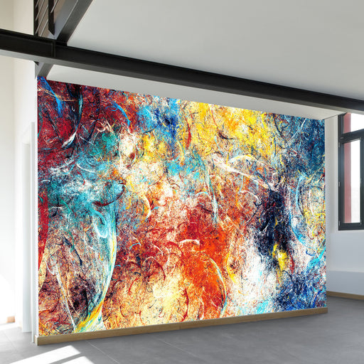 Abstract Wall Murals Collection WallsNeedLove