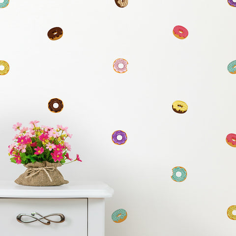 Donuts Mini-Pack Wall Decals