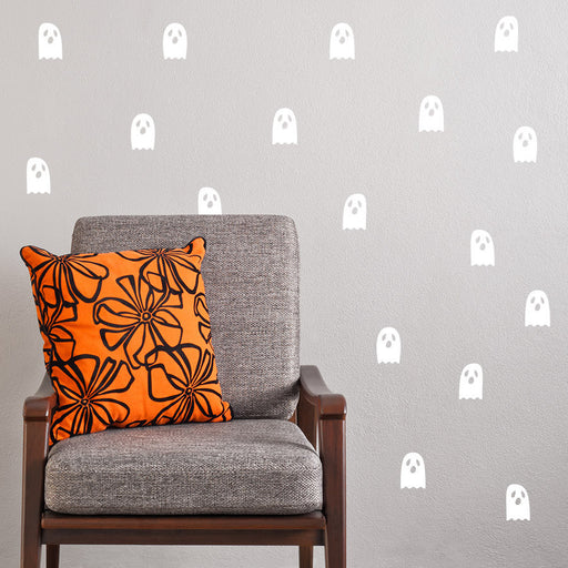 Spooky Ghost Mini-Pack Wall Decals | lifestyle